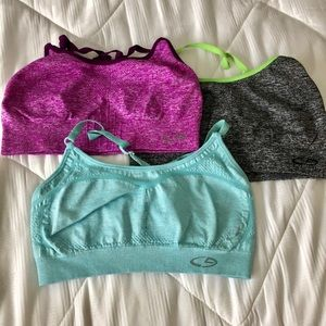 Target C9 Champion Brand sports bras